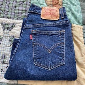 Levi's 517 Slim Fit Bootcut Jeans